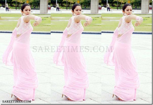 Charmi_Pink_Saree