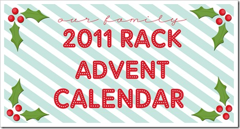 RACK advent banner