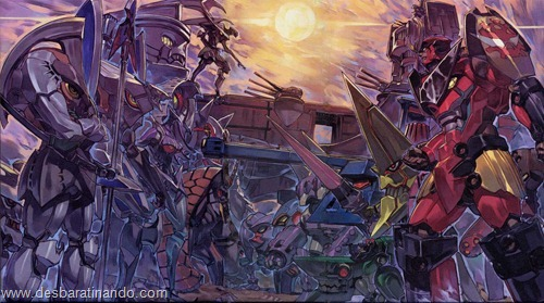 tengen toppa gurren lagann wallpapers papeis de parede anime download desbaratinando  (13)