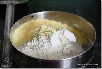 Wheat flour cookies recipe without eggs