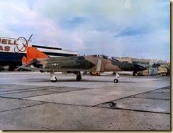 zz66-0285 F-4E Spin Test