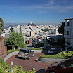 Turns at Lombard St