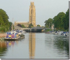 Boston Stump Lincolnshire - Wikipedia