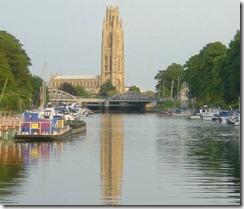 Boston Stump Lincolnshire - Wikipedia