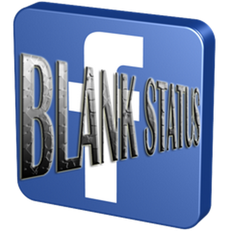 How To Post A Blank Status On Facebook