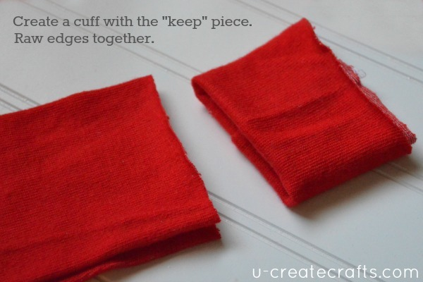 Baby Leg Warmers Tutorial 4