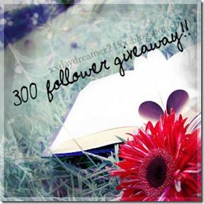300 follower