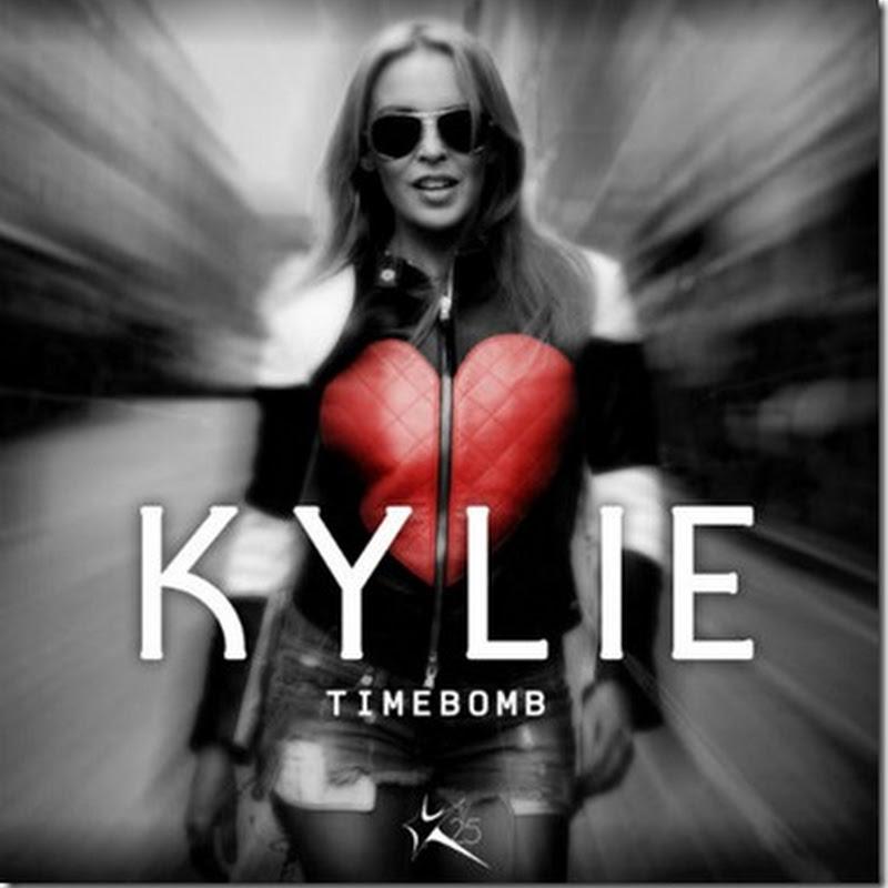 Video Timebomb de Kylie Minogue com legendas em Inglês