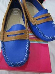 blue loafers, bitsandtreats