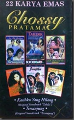 cover 22 karya emas chossy pratama