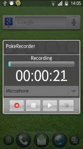 PokeRecorder - Voice Recorder