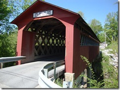 2012-05-19 DSC01745 5th Vermont Covered Bridge