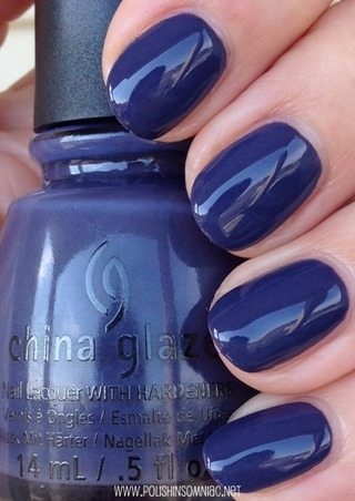 China Glaze History of the World (The Giver Collection)