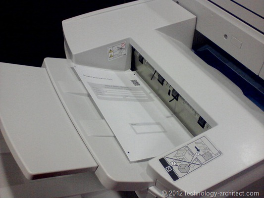 Bulk document printing