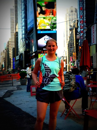 Oiselle Times Square