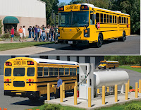 A-Z Bus Sales of Colton was the big winner in the latest round of  California Alternative and Renewable Fuel and Vehicle Technology funding, with $1 million for propane school buses by Blue Bird and Collins, and $584,000 for natural gas buses by Blue Bird and Arboc.
