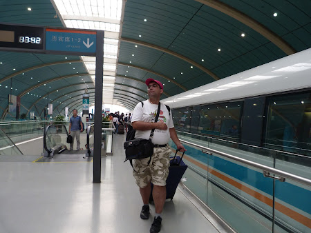 Maglev Shanghai China