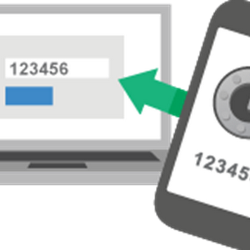 Impostazioni di sicurezza in Blogger: aggiungere la verifica in due passaggi.