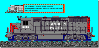 SP GP35R 6316