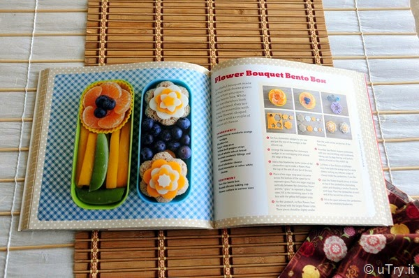 Everyday Bento Book Review and Giveaway  http://uTry.it