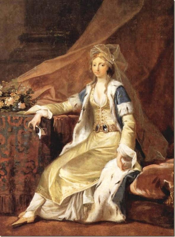 Jens Juel , Louise Augusta