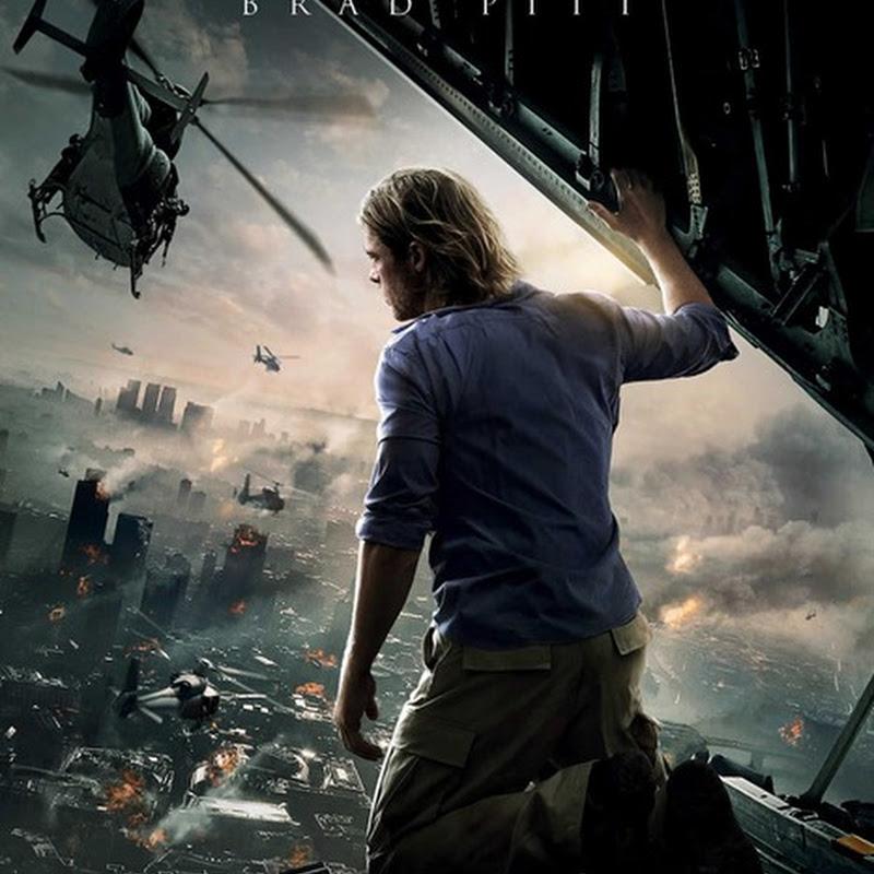 """Novo Filme de Brad Pitt """"Guerra Mundial Z"""" (2013) [Análise + Trailer]"""