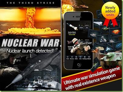 nuclear war games