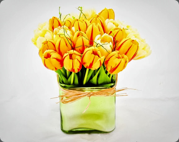tulips Spring Floral Collection 001 precious pear