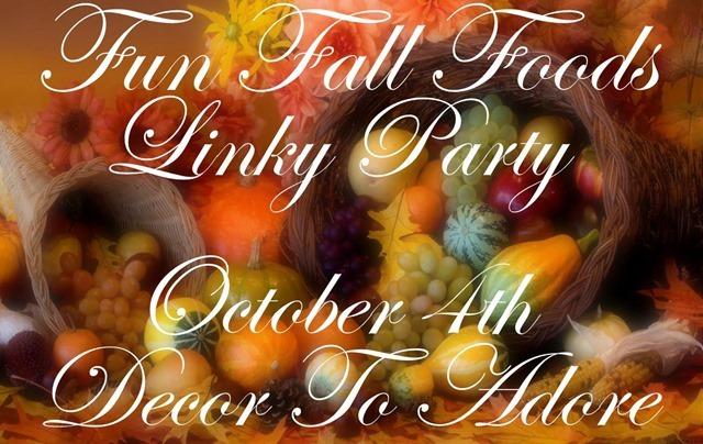 fall food-001