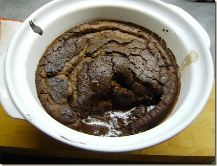 chocolate ginger beer pudding3
