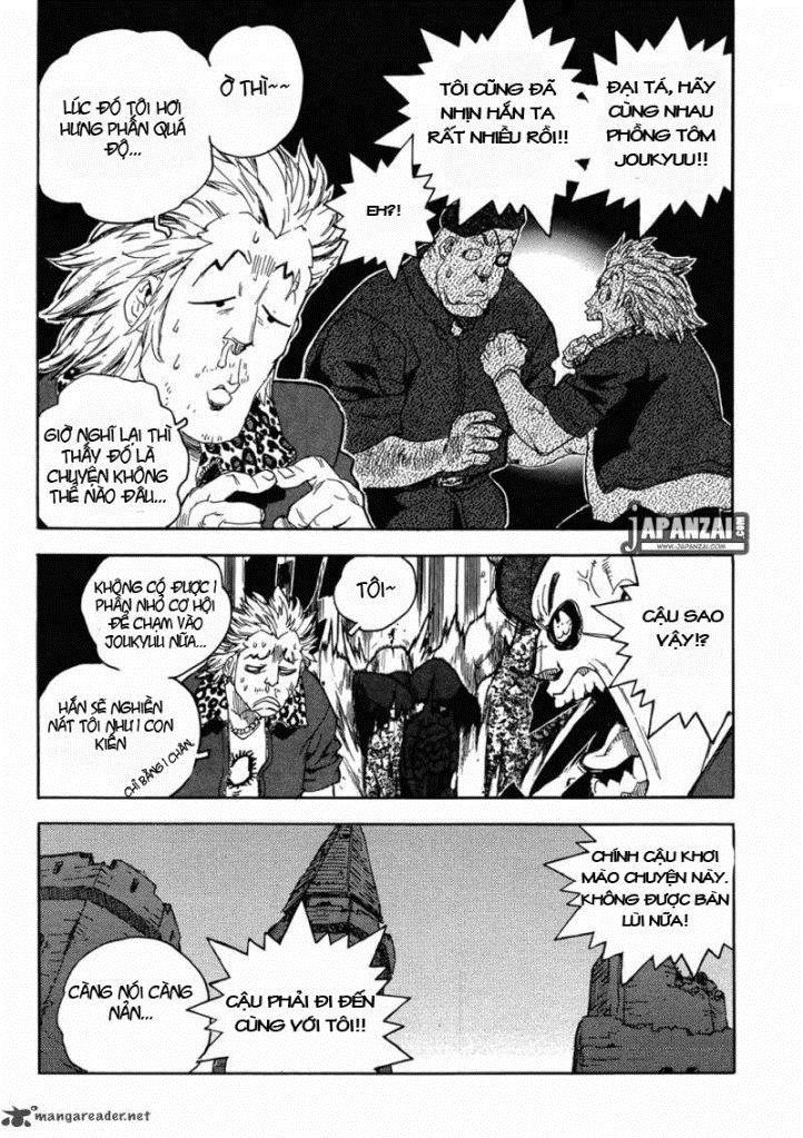 Aiki chap 89 - Trang 9