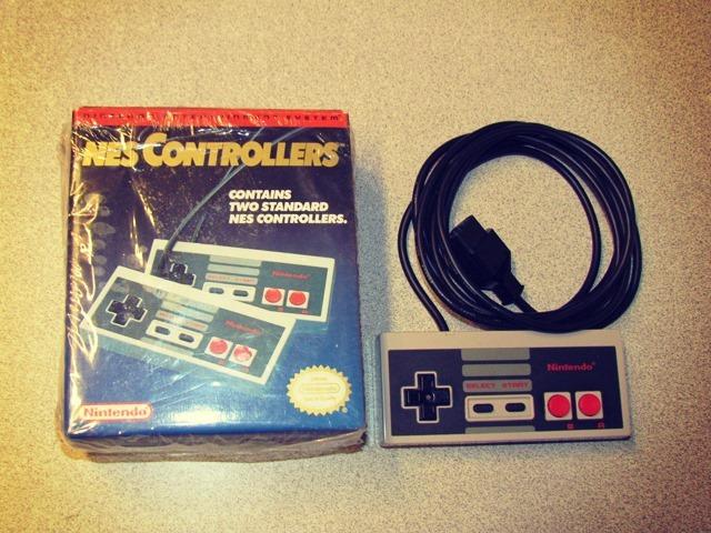 Nintendo Game Controllers