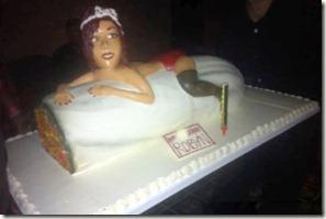 Rhianna birthday cake