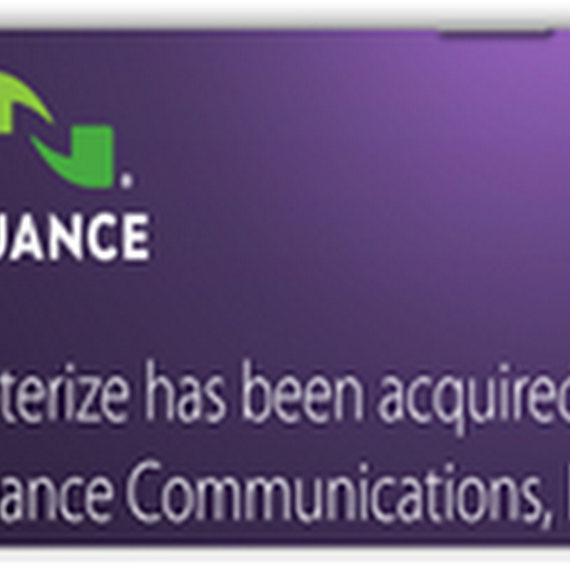 Nuance Buys Noterize–A Top Selling Application for the Ipad
