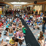WBFJ Presents Chris August In Concert- Macy's Court - Hanes Mall - Winston-Salem - 8-22-12