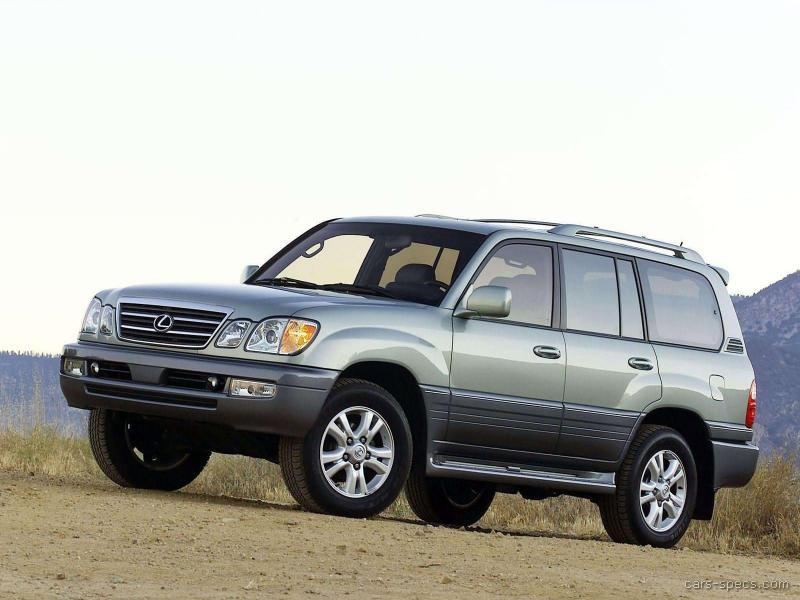 2001 lexus lx 470 suv specifications pictures prices. Black Bedroom Furniture Sets. Home Design Ideas