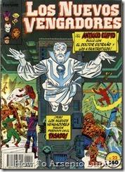 P00022 - Los Nuevos Vengadores #22