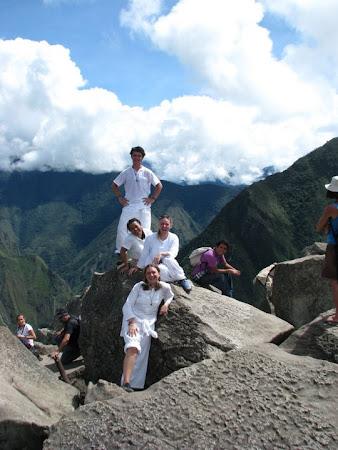 Ingerii de la Macchu Picchu