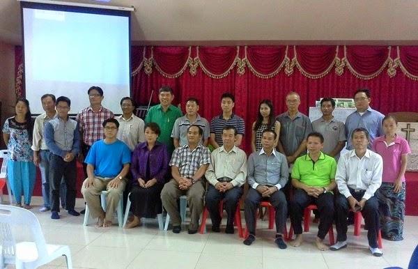 United Christian Protestant Mae Sai