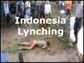 Indonesia Lynching