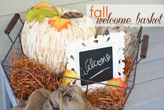 fall basket a thoughtful place