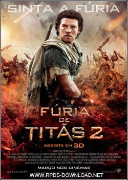 4fd7a44fb3cbb Fúria de Titãs 2 Dublado RMVB + AVI Dual Áudio DVDRip