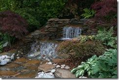 The water garden (silver)