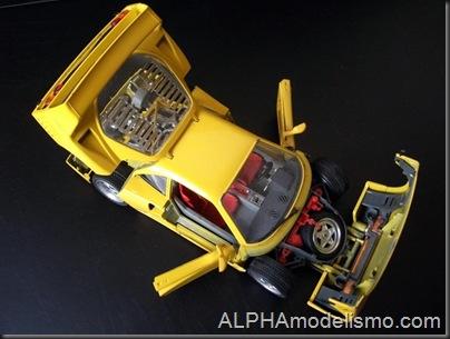 Ferrari F40 Burago 1