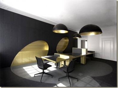 decoración de oficinas clasicas2