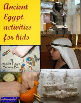 AncientEgyptactivitiesforkids