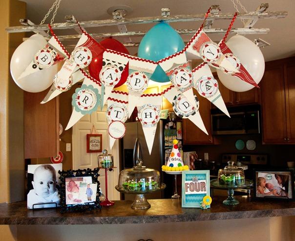 bar decorations