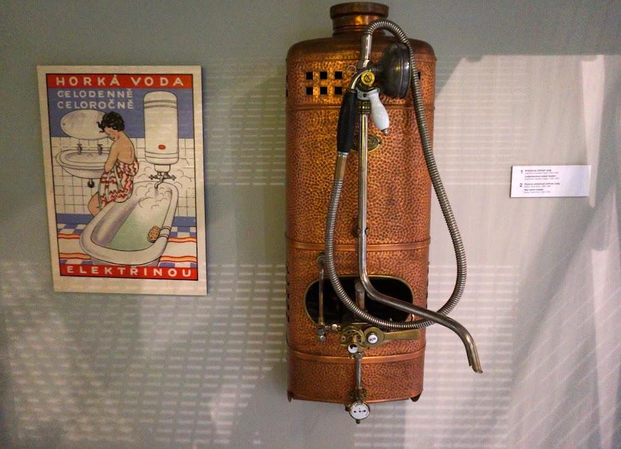 Нагреватель воды