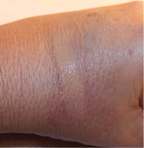 Physicians Formula BB Cream light medium swatch 2
