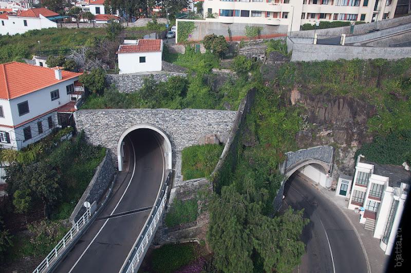 11. Фуншал - город нор. Канатная дорога. Фуншал. Мадейра. Круиз на Costa Concordia.